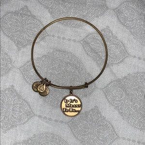 if it's meant to be Alex and Ani bracelet